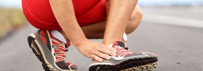 Ankle Sprain in Fair Lawn NJ